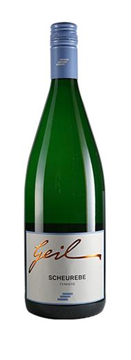Weingut Geil 2019 Scheurebe feinherb Qualitätswein vom Weingut Helmut Geil