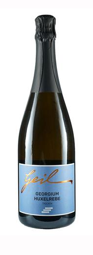 Weingut Geil Huxelrebe Sekt, trocken, als Geschenk oder für besondere Anlässe geeignet
