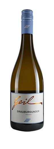 Weingut Geil 2020 Grauer Burgunder trocken Qualitätswein vom Weingut Helmut Geil