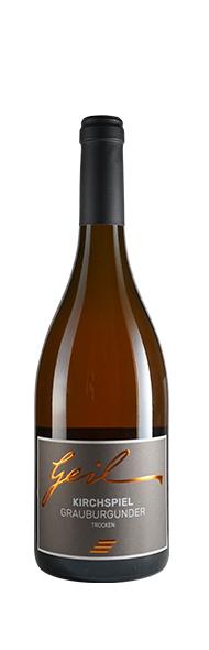 Weingut Geil Grauburgunder Lagenwein, passend zu Wild