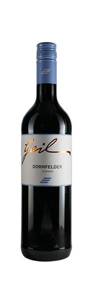 Weingut Geil 2020 Dornfelder feinherb Qualitätswein vom Weingut Helmut Geil