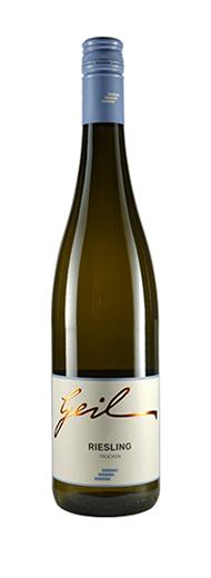 Weingut Geil 2019 Riesling trocken Qualitätswein vom Weingut Helmut Geil