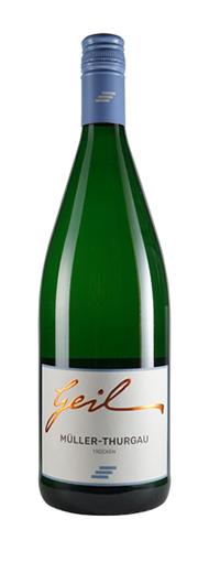 Weingut Geil 2018 Müller Thurgau trocken Rheinischer Landwein vom Weingut Helmut Geil
