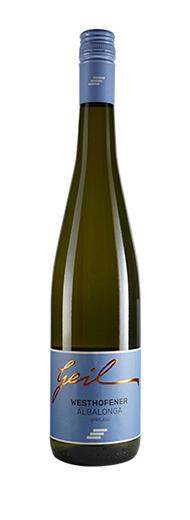 Weingut Geil 2019 Westhofener Albalonga lieblich Qualitätswein vom Weingut Geil